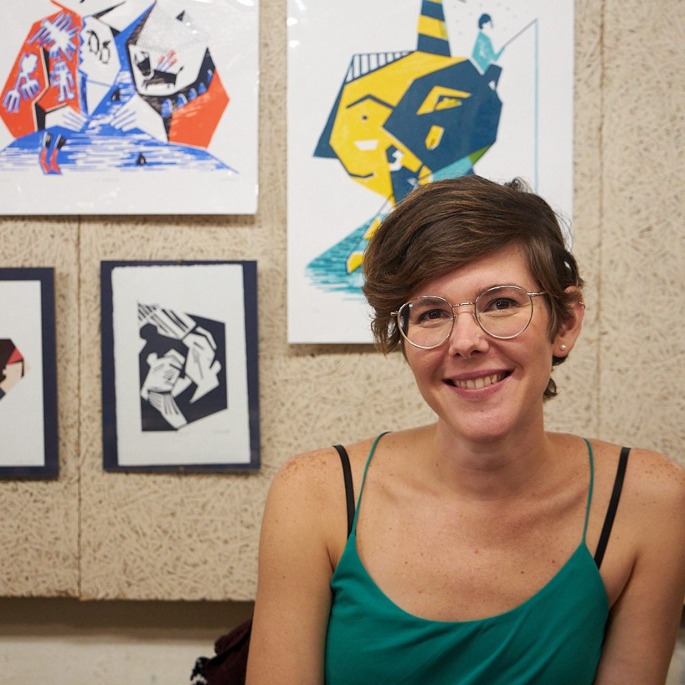 Ana Karina Posadas Terán Illustrator
